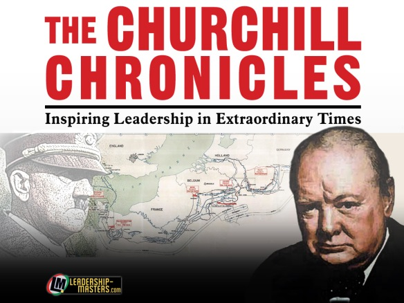 Churchill Slide Logo 4